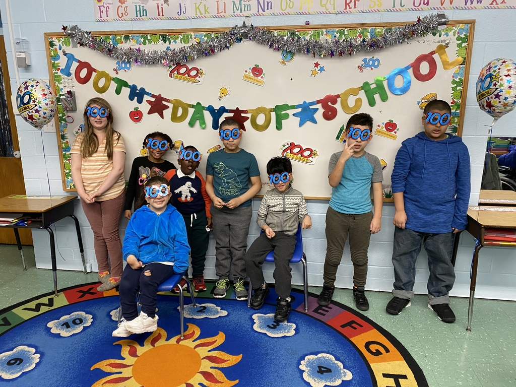 100th Day fun!